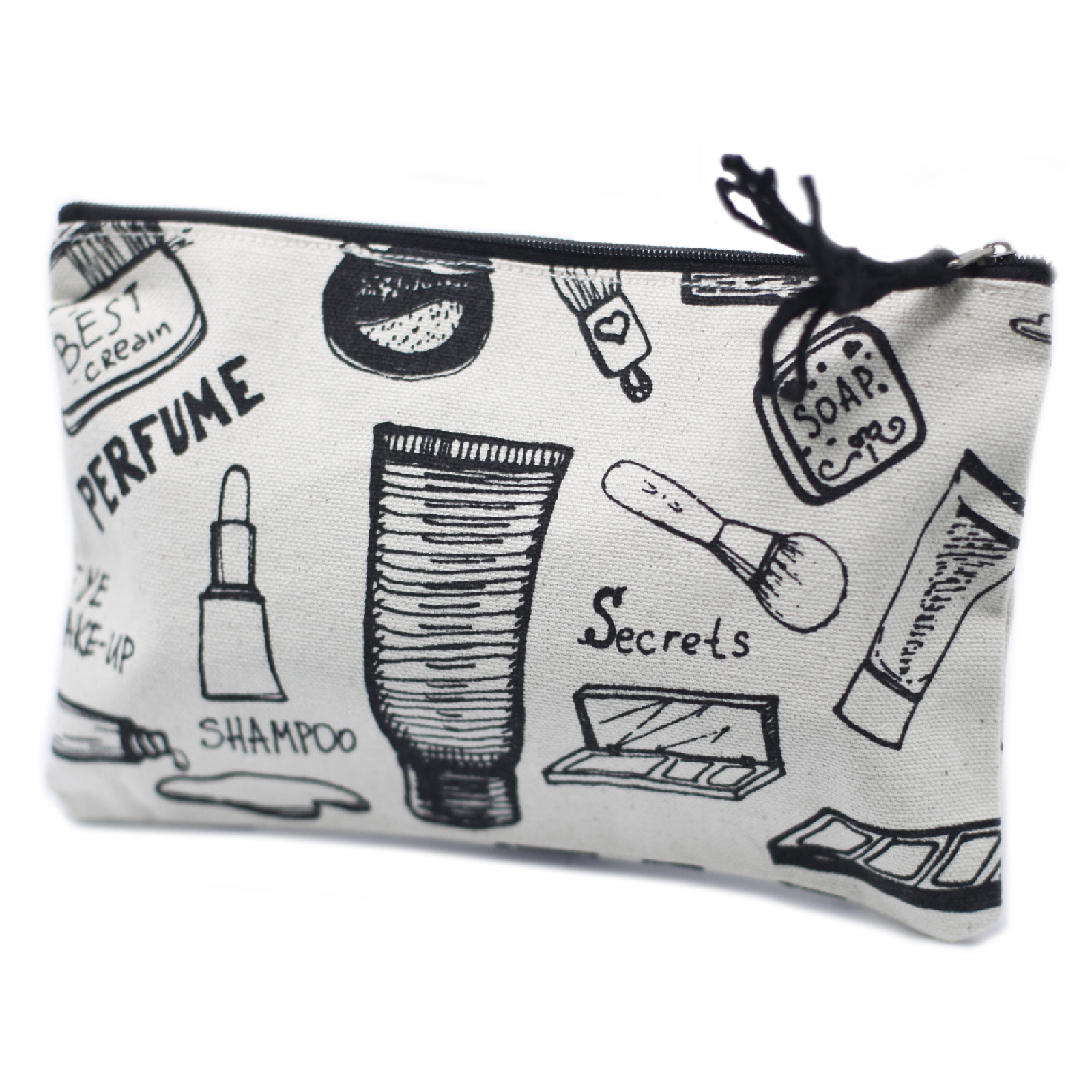Classic Zip Pouch - Gorgeous